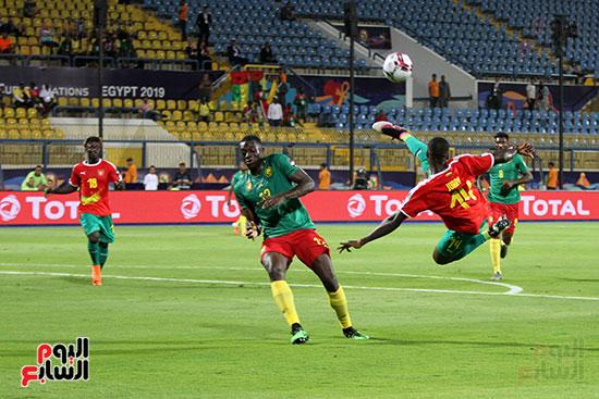 الكاميرون وغينيا بيساو (15) 0