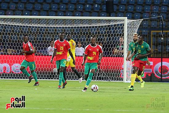 الكاميرون وغينيا بيساو (13) 0
