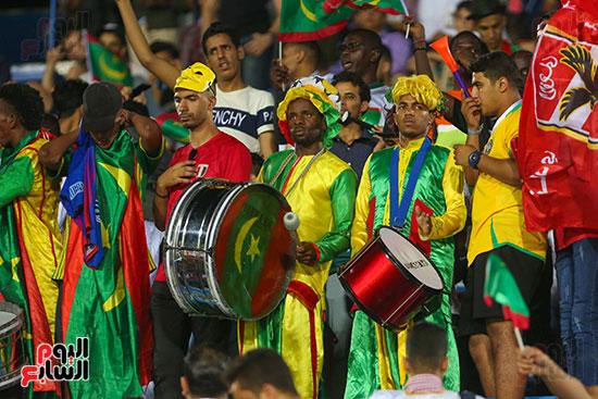 جماهير موريتانيا