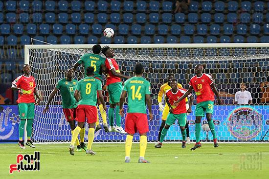 الكاميرون وغينيا بيساو (12) 0