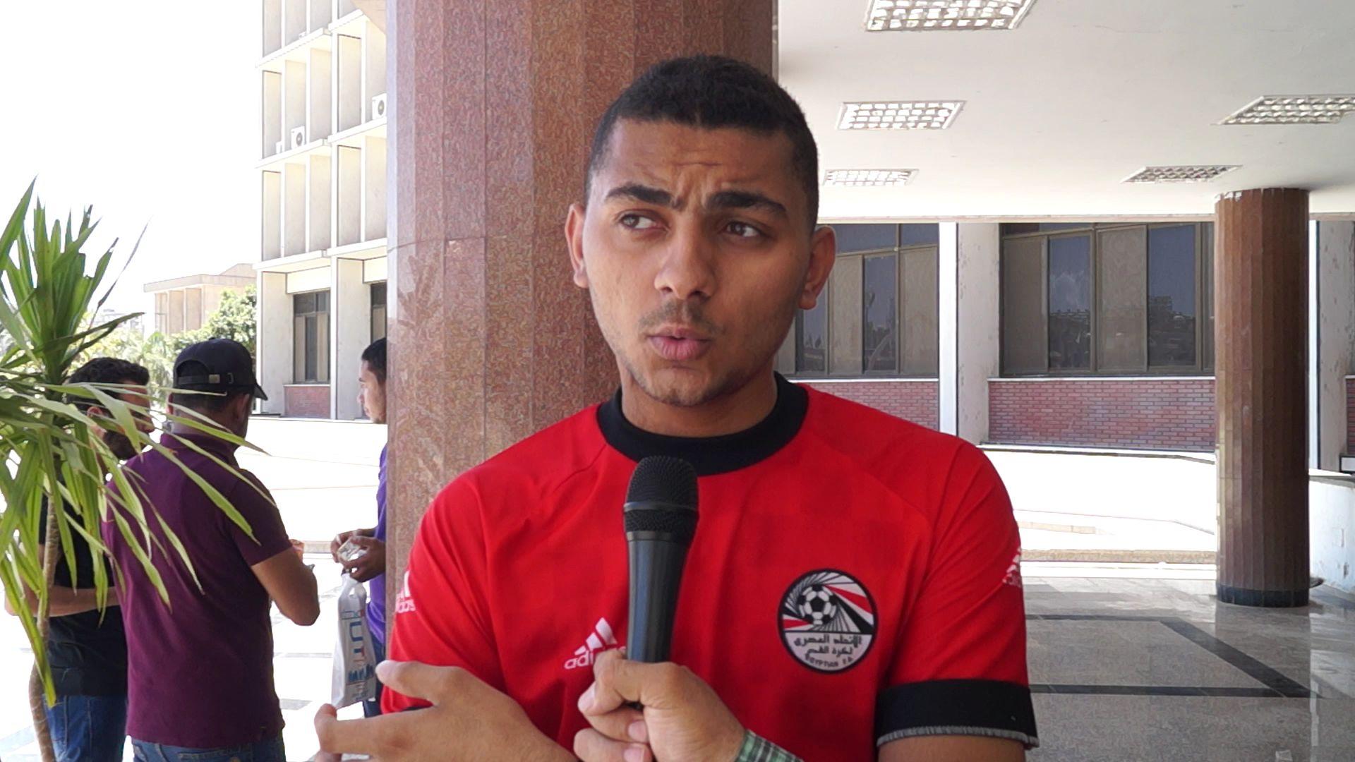 أهالي أسيوط يتوقعون فوز مصر بهدفين علي الكونغو فى كأس الأمم الأفريقية (1)