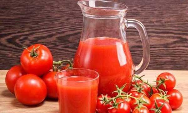 فوائد عصير الطماطم 3