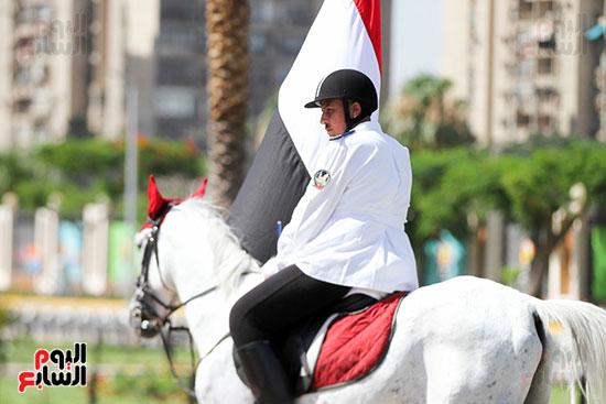 توافد الجماهير المصرية لدعم الفراعنة أمام الكونغو الديمقراطية  (42)