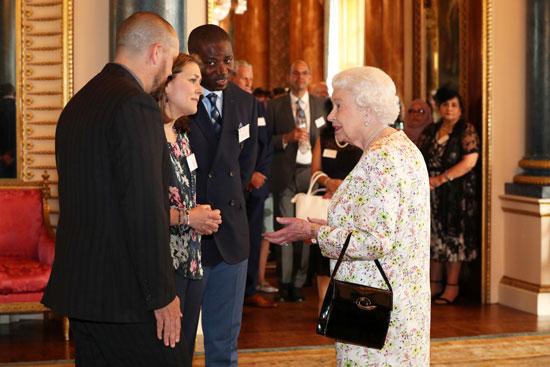 حفل استقبال دينى فى بريطانيا بحضور الملكة