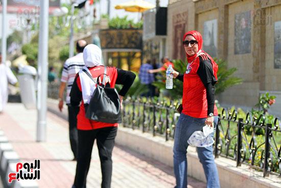 توافد الجماهير المصرية لدعم الفراعنة أمام الكونغو الديمقراطية  (41)