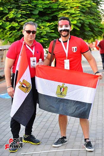 الأسر المصرية تجتمع فى استاد القاهرة (34)