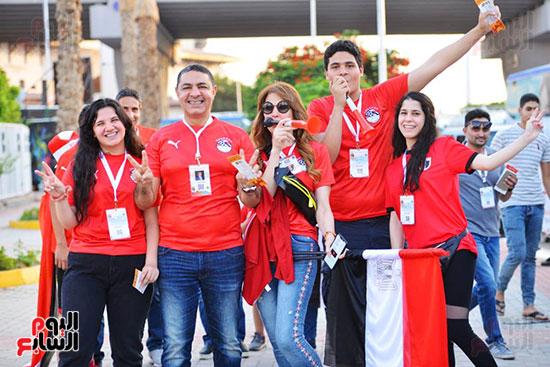 الأسر المصرية تجتمع فى استاد القاهرة (3)