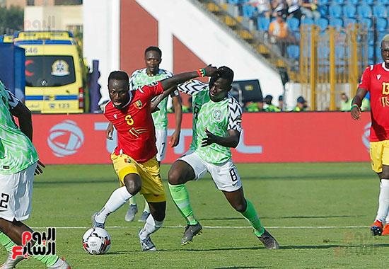 مباراة نيجيريا وغينيا  (24)