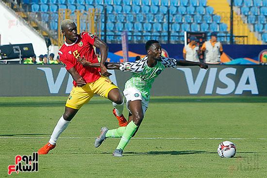 مباراة نيجيريا وغينيا  (13)