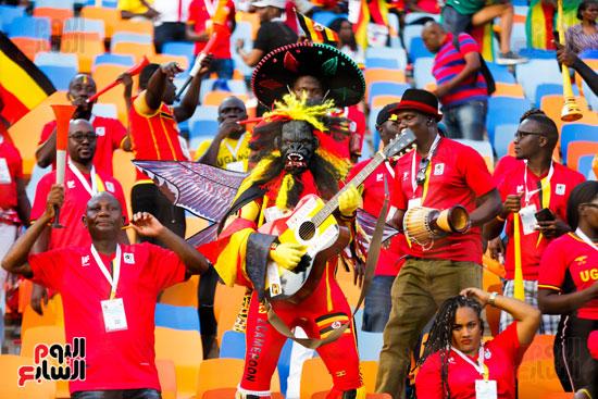 جماهير أوغندا