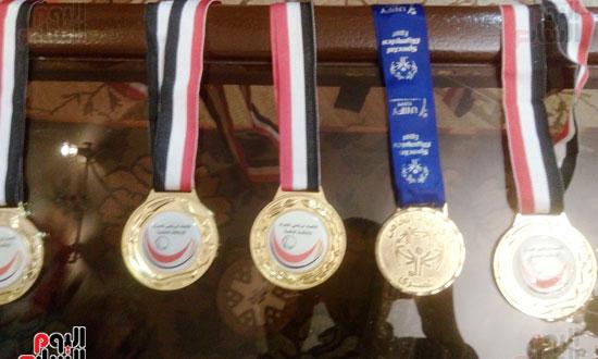 بطل مصرى كسر حاجز الإعاقة (8)