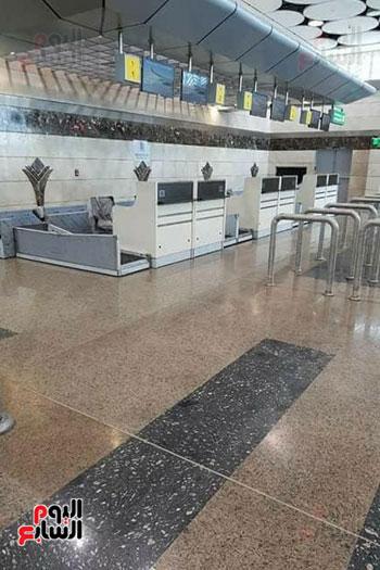 مطار العاصمة الإدارية (3)
