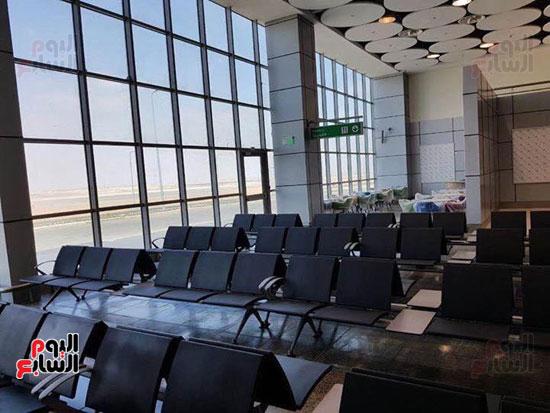 مطار العاصمة الإدارية (4)