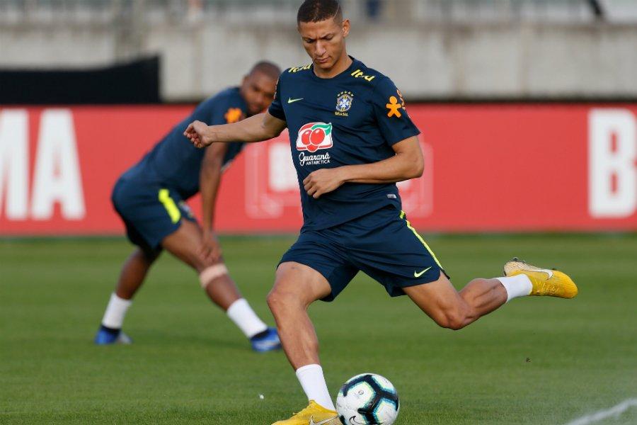 ريتشارليسون  لاعب البرازيل
