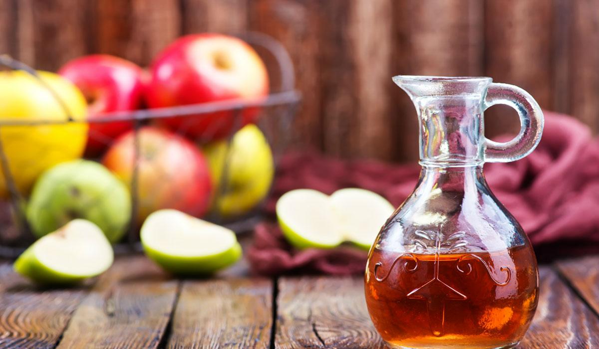 خل التفاح  (2)