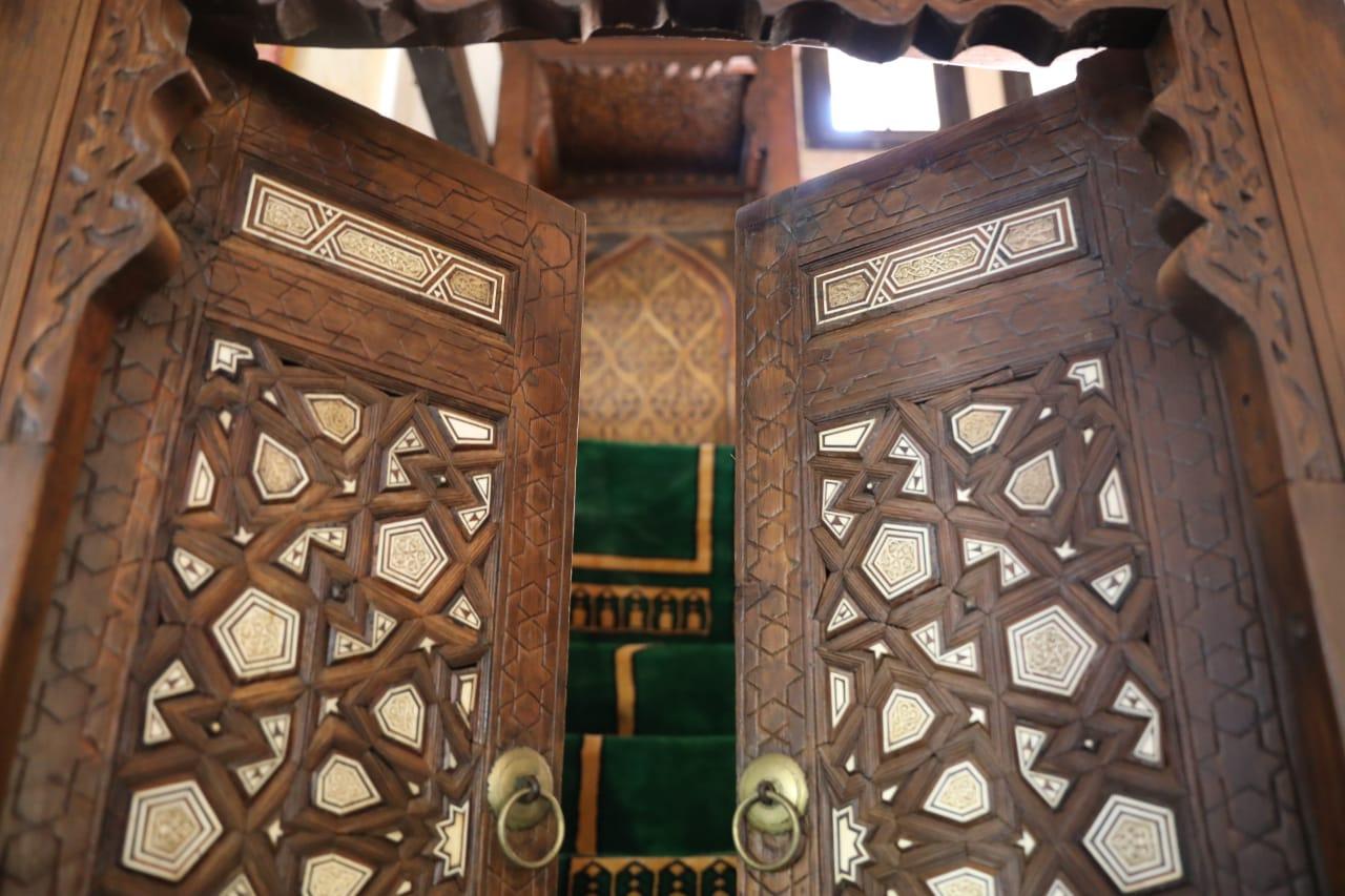 مسجد قايتباى بالفيوم (4)