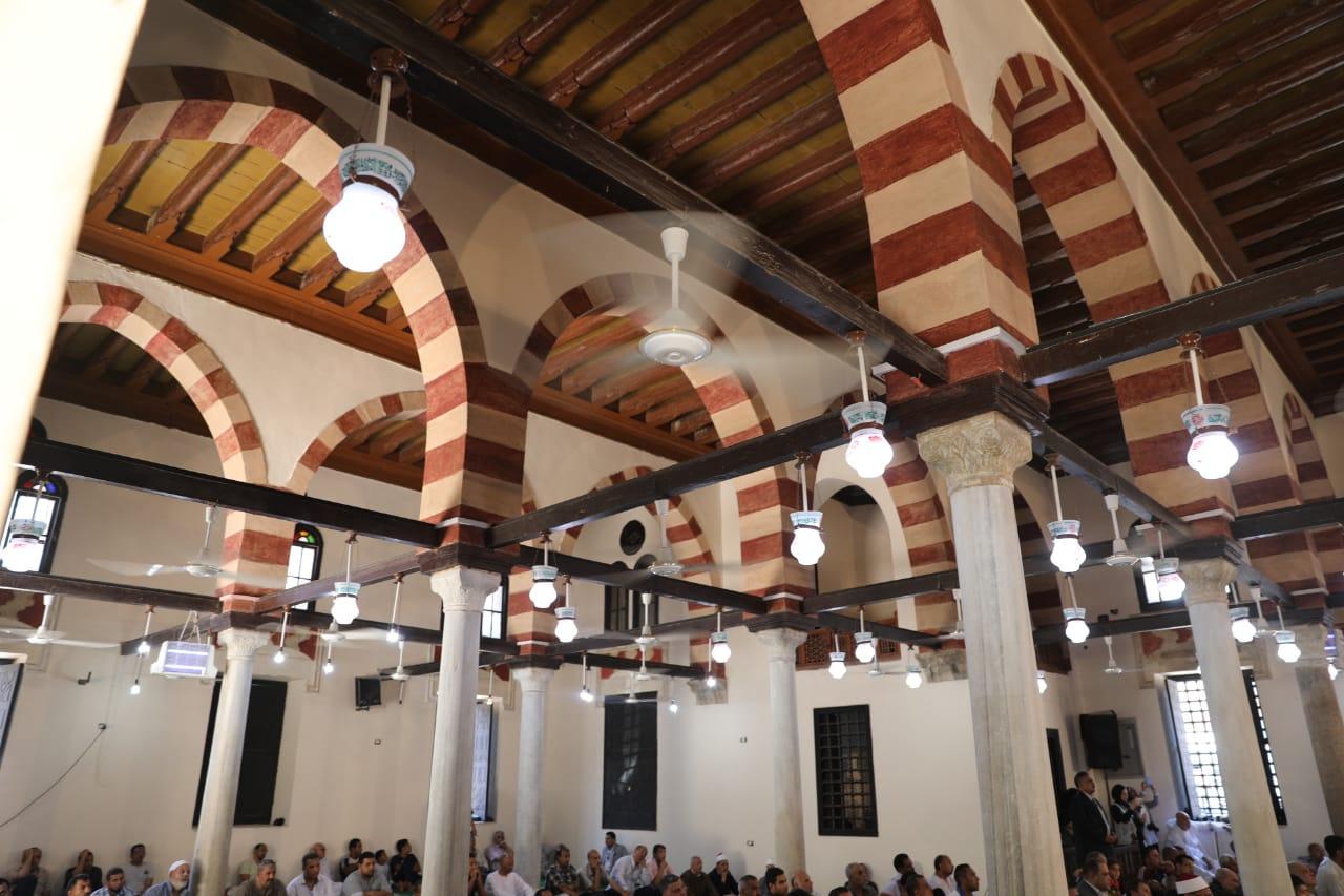 مسجد قايتباى بالفيوم (6)