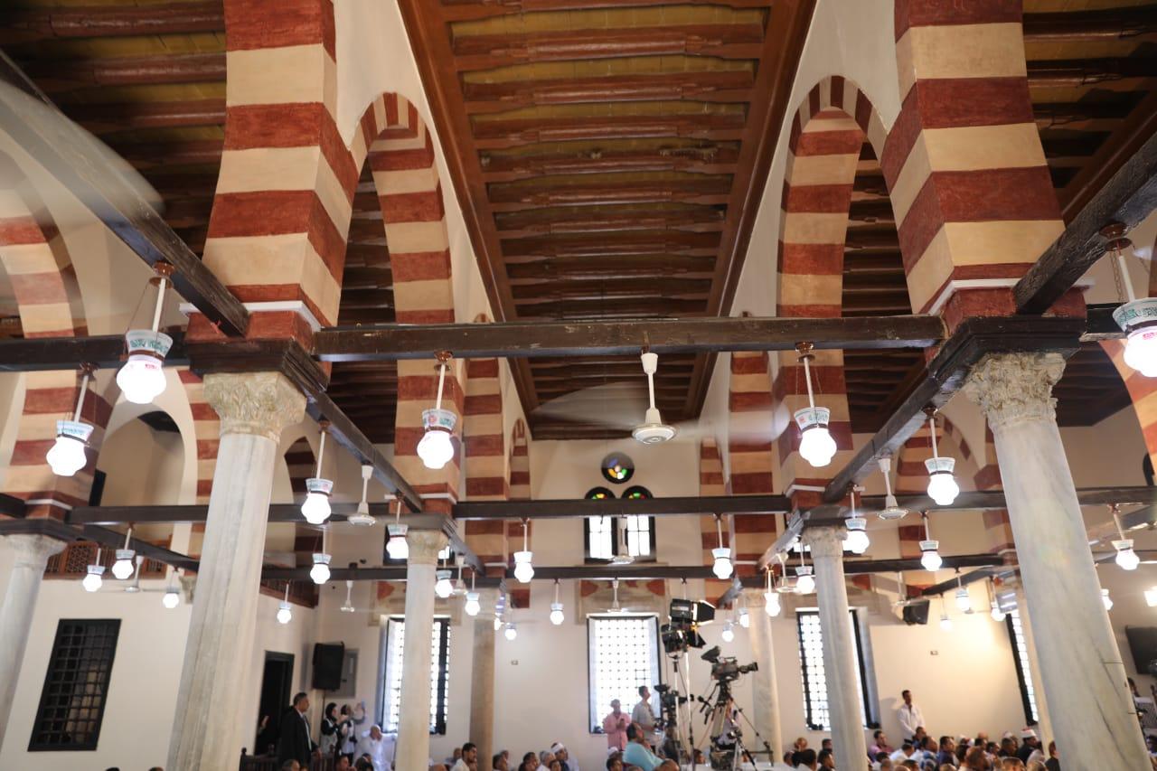 مسجد قايتباى بالفيوم (11)