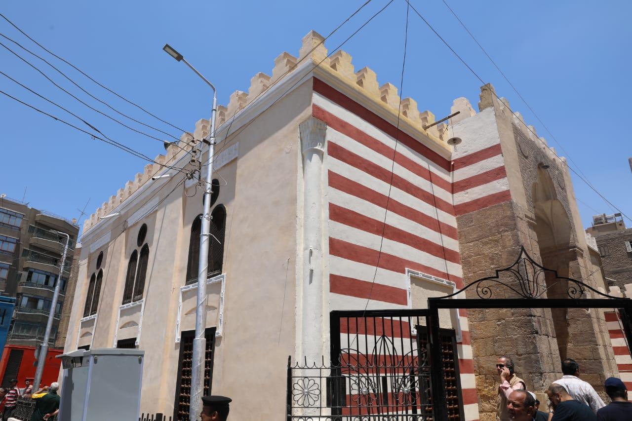 مسجد قايتباى بالفيوم (2)