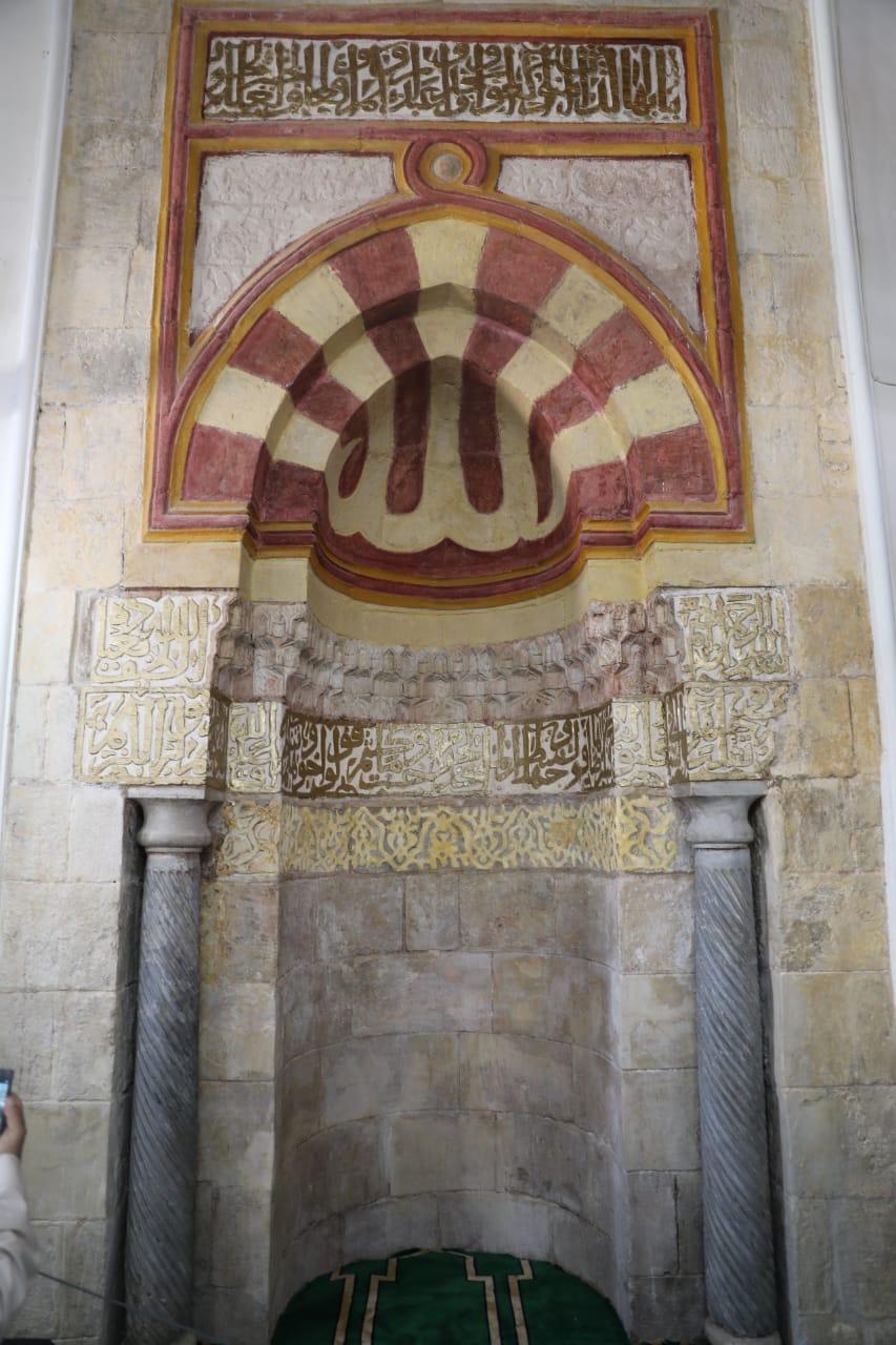 مسجد قايتباى بالفيوم (10)
