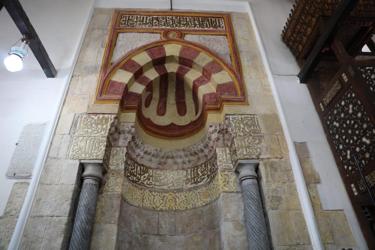 مسجد قايتباى بالفيوم (3)