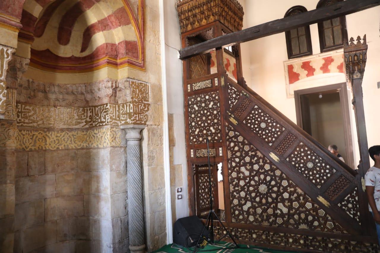 مسجد قايتباى بالفيوم (1)