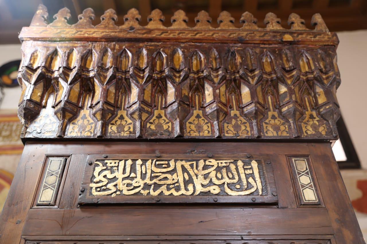 مسجد قايتباى بالفيوم (8)