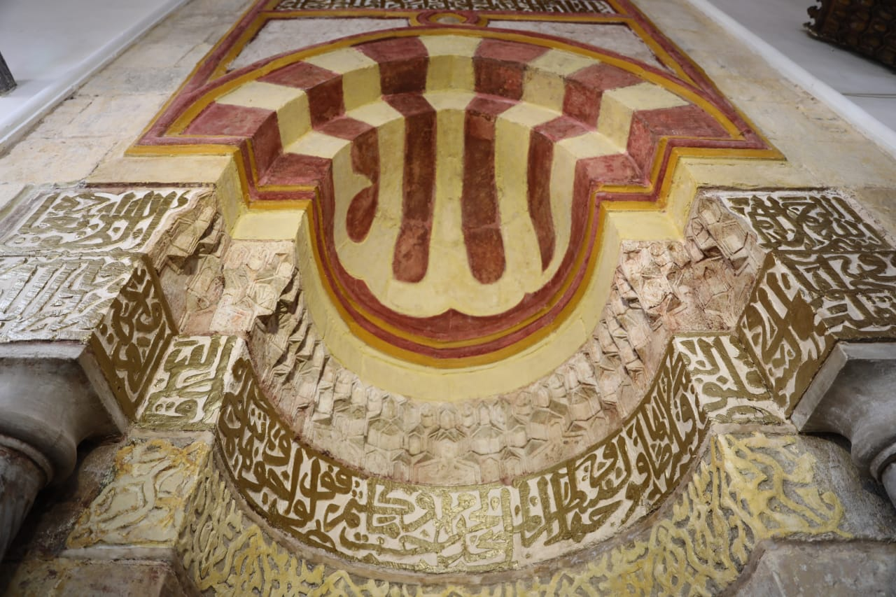 مسجد قايتباى بالفيوم (9)