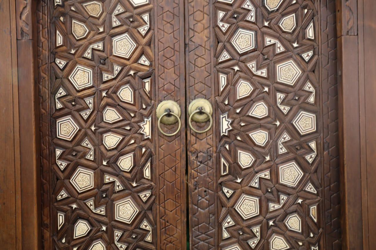 مسجد قايتباى بالفيوم (7)