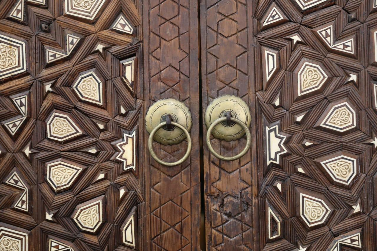 مسجد قايتباى بالفيوم (5)