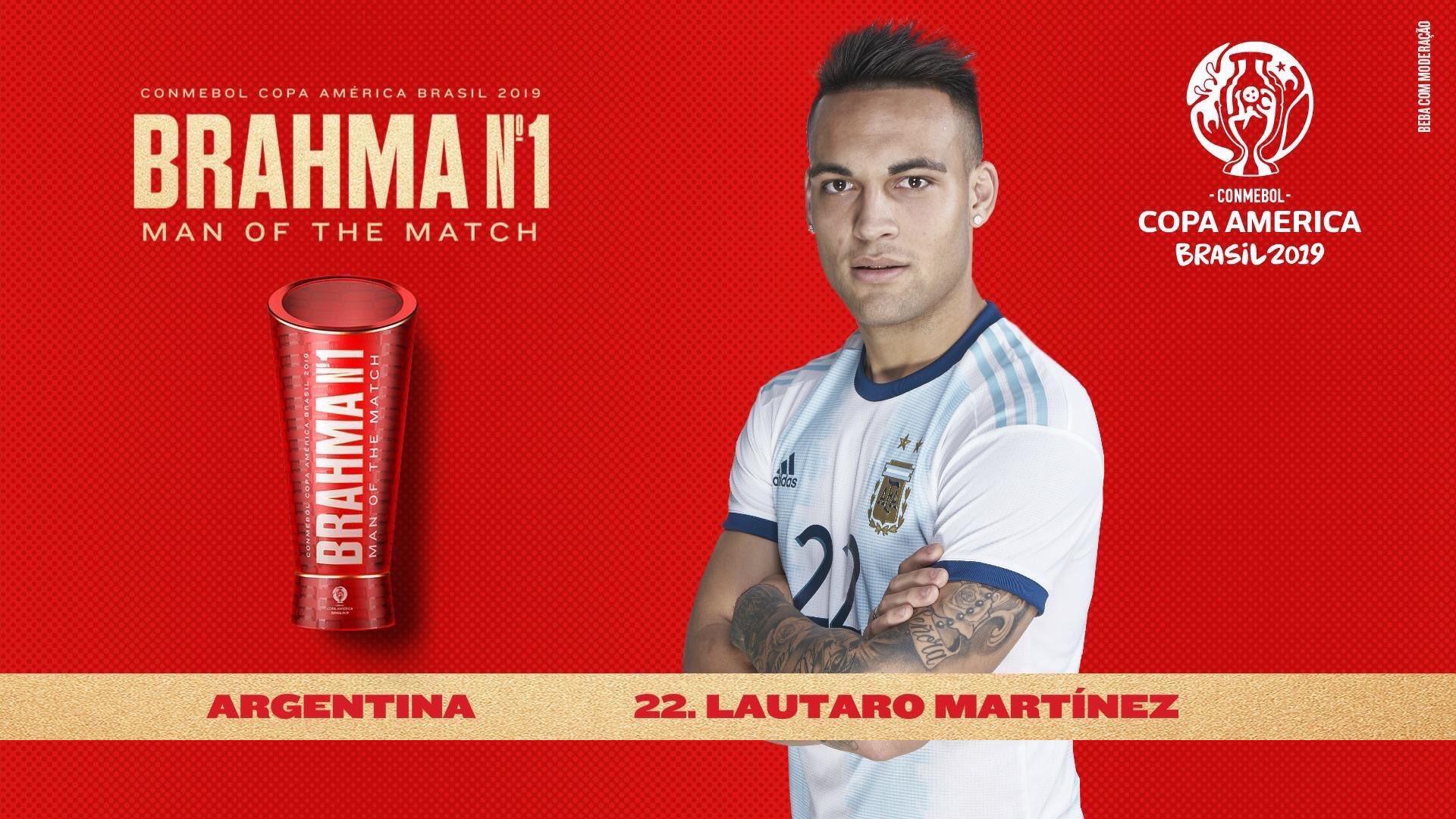 مارتينيز افضل لاعب