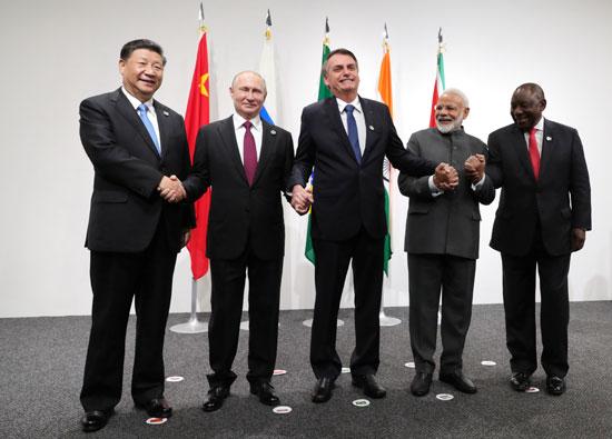 وصول المشاركين لمقر قمة العشرين