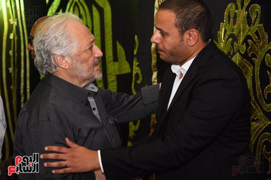 عزاء المخرج محمد النجار (29)