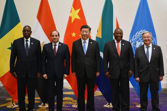الرئيس عبد الفتاح السيسى فى قمة العشرين (7)