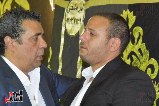 عزاء المخرج محمد النجار (7)