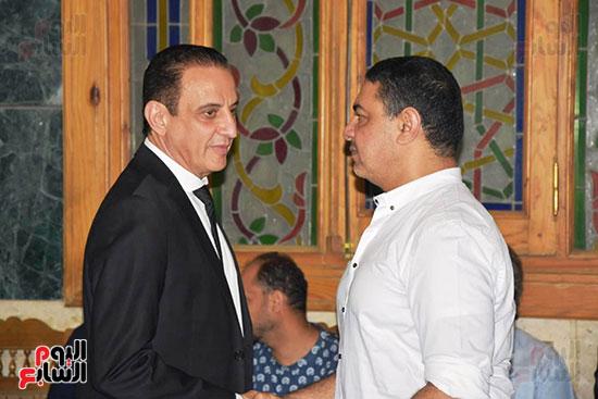 عزاء المخرج محمد النجار (4)