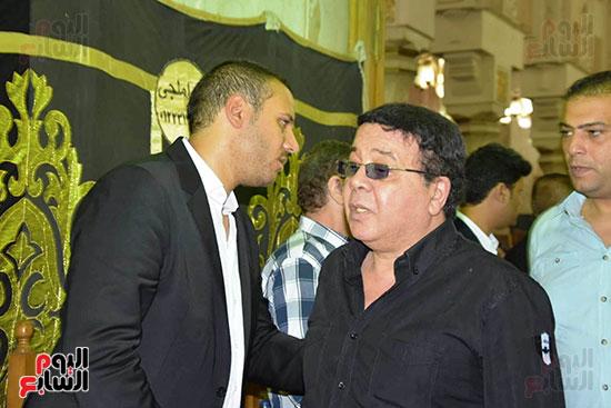 عزاء المخرج محمد النجار (46)