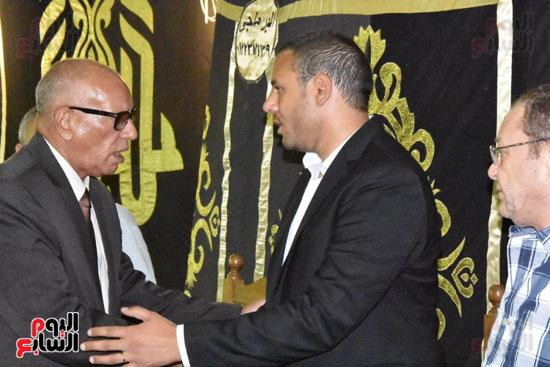 عزاء المخرج محمد النجار (14)