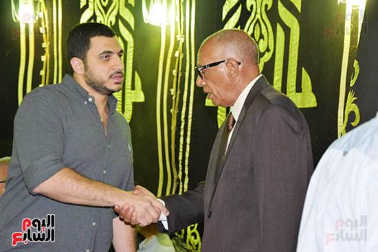 عزاء المخرج محمد النجار (6)