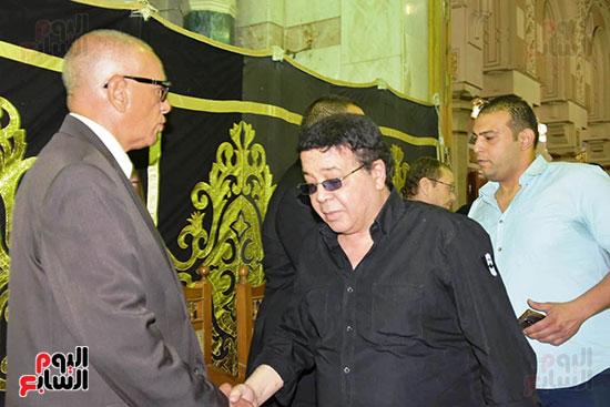عزاء المخرج محمد النجار (23)