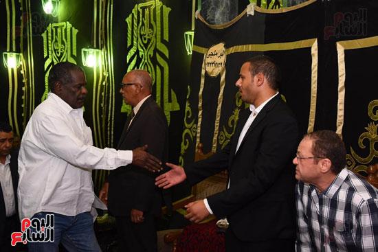 عزاء المخرج محمد النجار (30)