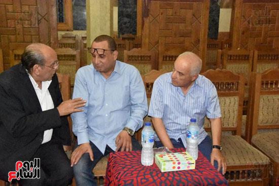 عزاء المخرج محمد النجار (5)