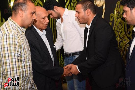 عزاء المخرج محمد النجار (24)
