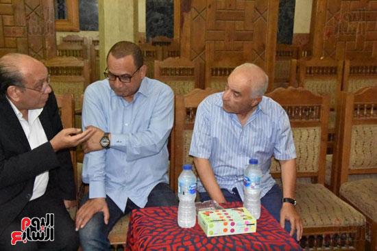 عزاء المخرج محمد النجار (9)