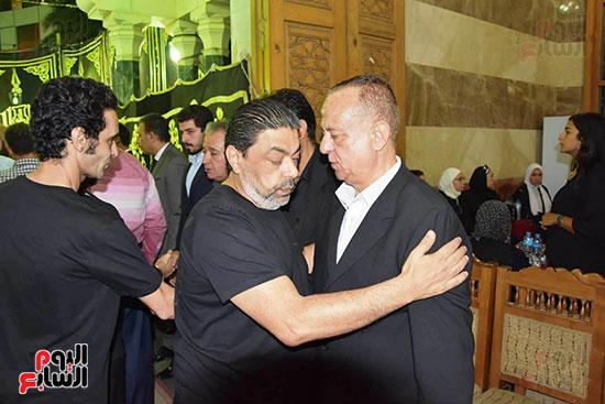 عزاء المخرج محمد النجار (48)