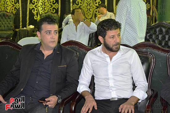 عزاء المخرج محمد النجار (42)