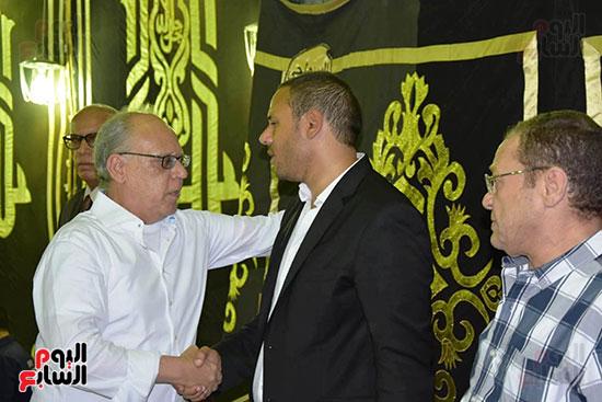 عزاء المخرج محمد النجار (36)