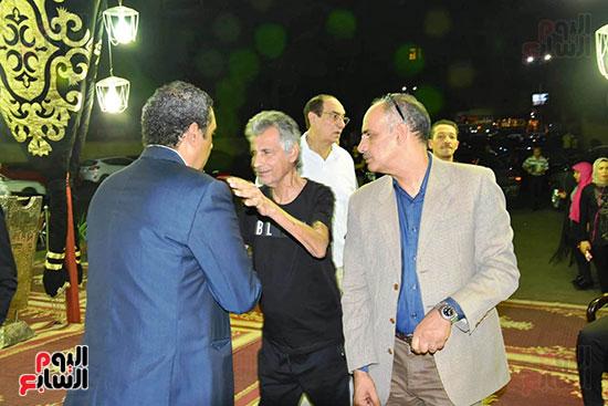 عزاء المخرج محمد النجار (28)