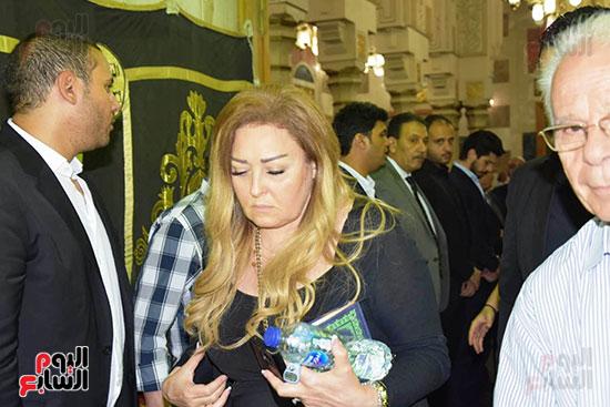 عزاء المخرج محمد النجار (10)
