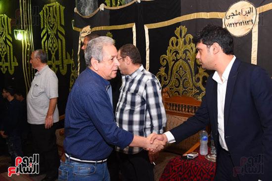عزاء المخرج محمد النجار (12)